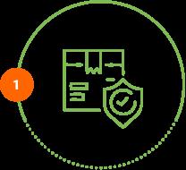 Höper Tierversicherung Icon Paket Schritt 1