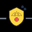 Höper Tierversicherung Icon Schirm